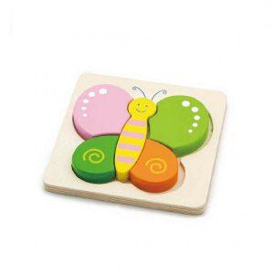 Fluturas - puzzle inaltat-0
