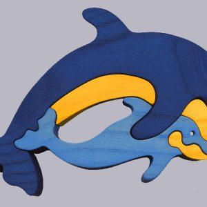 Familii de animale - Delfinul -0