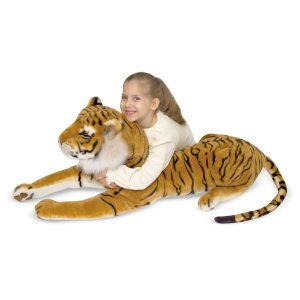 Tigru gigant din plus Melissa and Doug-1999