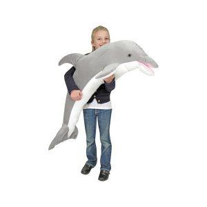 Delfin gigant din plus Melissa and Doug-2001