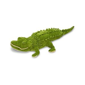 Crocodil gigant din plus Melissa and Doug-0