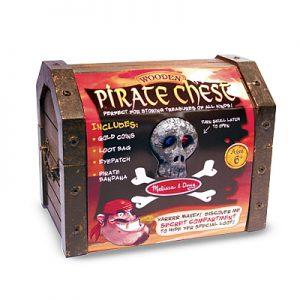 Set de joaca Cufarul piratilor Melissa and Doug-0