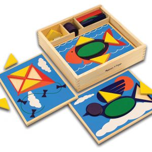 Incepem sa invatam formele Melissa and Doug-0