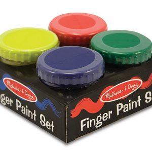 Vopsea pentru pictura cu degetele Melissa and Doug-913
