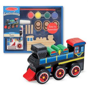 Decorati-va Locomotiva Melissa and Doug-0