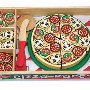 Set de joaca Pizza Party Melissa and Doug-0