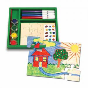 Creaza propriul tau joc puzzle Melissa and Doug-0