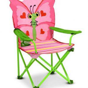 Scaun pliabil pentru copii Bella Butterfly Melissa and Doug-0