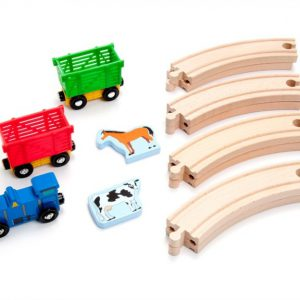 Trenuletul animalelor Melissa and Doug-1269