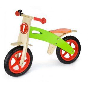 Bicicleta colorata fara pedale-0