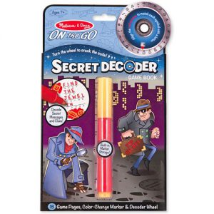 Decodorul de secrete Melissa and Doug-0