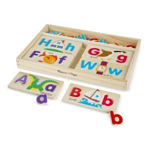 Set pentru invatarea literelor-0