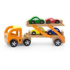 Platforma pentru transport masini-0