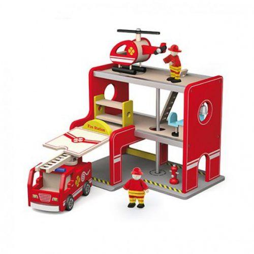 Statie de pompieri-0