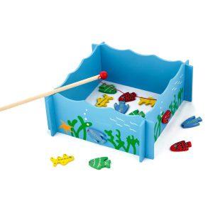 Joc magnetic de pescuit-0