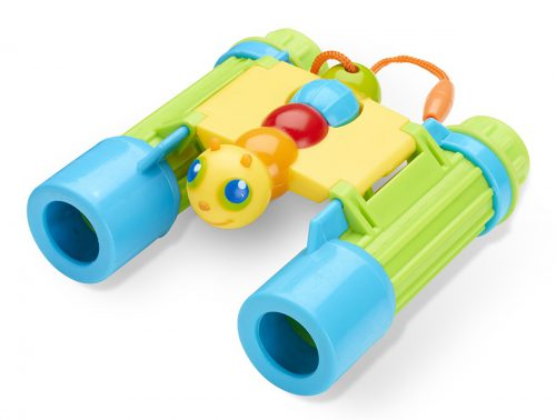 Binoclu de jucarie Giddy Buggy - Melissa and Doug-0