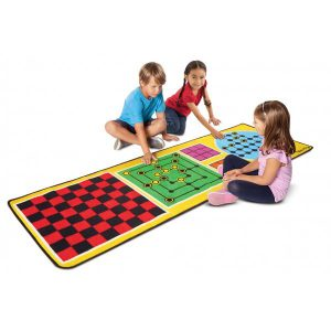 Joc covoras 4 in 1 Melissa and Doug-2420