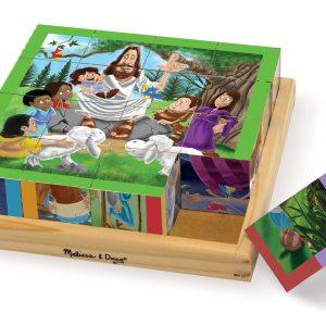 Cuburi Puzzle Noul Testament-0