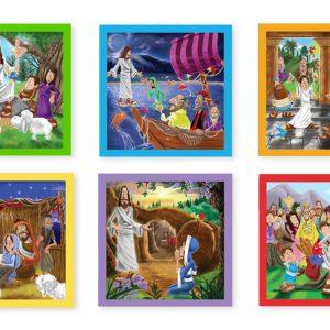 Cuburi Puzzle Noul Testament-2500