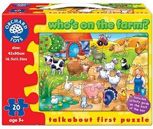 Puzzle la ferma-0