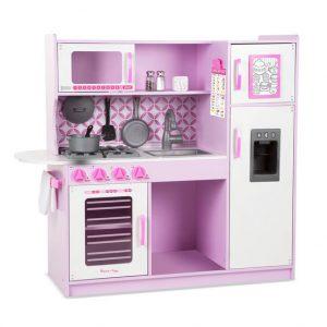 Bucatarie de joaca pentru copii Cupcake Melissa and Doug-0