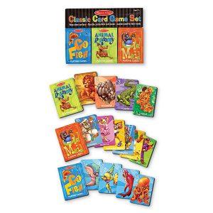 Carti de joc clasice in limba engleza Melissa and Doug-0