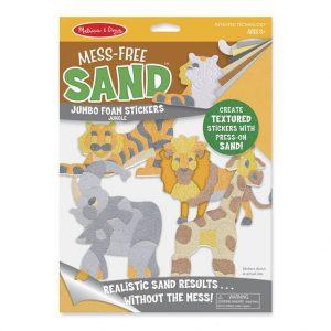 Creaza cu nisip Abtibilduri Jungla-0