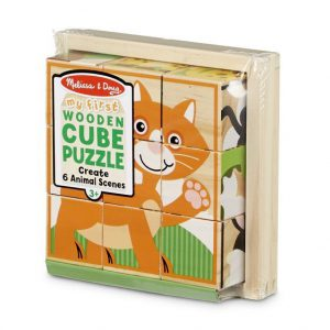 Primele mele cuburi puzzle cu animale-2745