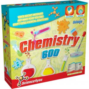 Laboratorul de chimie - 25 de experimente -0