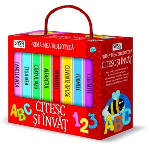 Prima mea biblioteca - Citim si invatam in limba romana-0