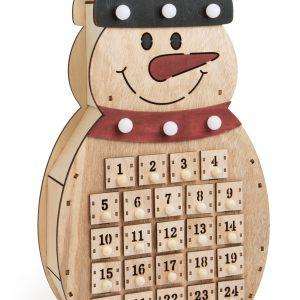 Omul de zapada - Calendar Advent-0