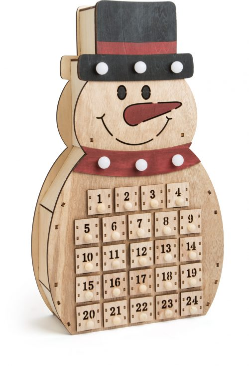 Omul de zapada - Calendar Advent-0