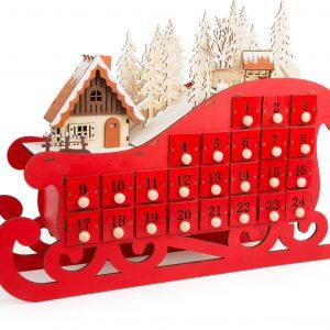 Saniuta de Craciun - Calendar Advent-0