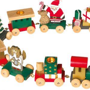 Trenulet - Caravana lui Mos Craciun-0