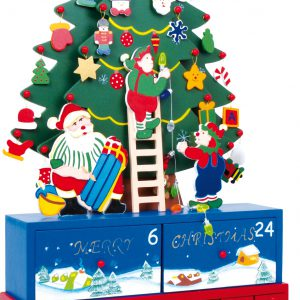 Bradut de Craciun - Calendar Advent-0