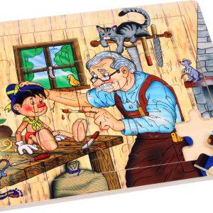 Puzzle - atelierul lui Geppetto-0