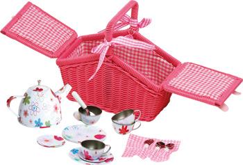 Set de picnic roz -0