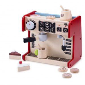 Espressor din lemn-0