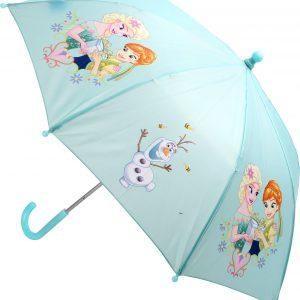 Umbrela pentru copii - Elsa si Anna-0