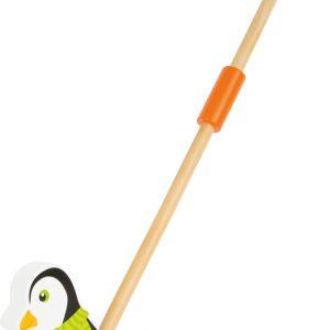 Jucarie de impins - Pinguinul-0