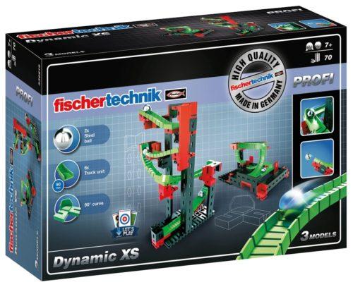 Set constructie PROFI Dynamic XS - 3 modele