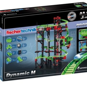 Set constructie PROFI Dynamic M - 4 modele