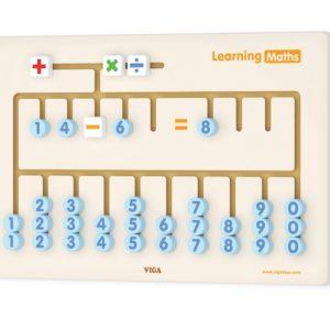 Joc de perete Matematica