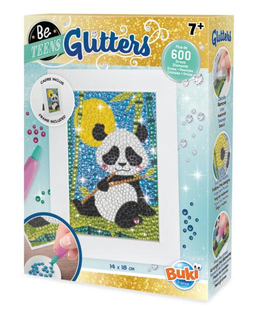 Glitters - Panda